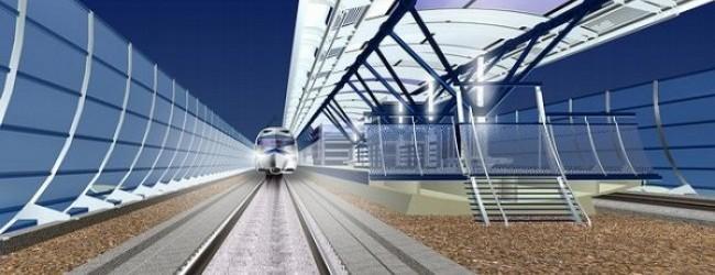 Строительство станции МКЖД «Шелепиха» подходит к концу