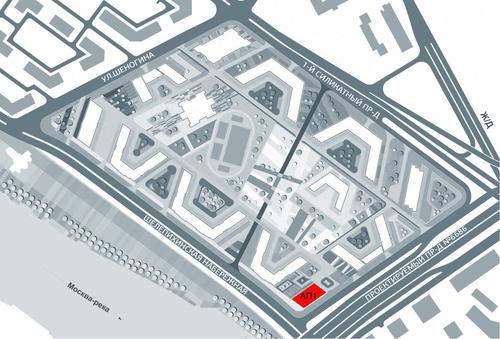 Сердце Столицы будет построено на Шелепихинской набережной