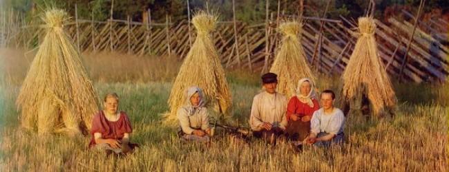 Жизнь жителей в селе Шелепиха