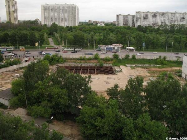 Большое кольцо московского метрополитена