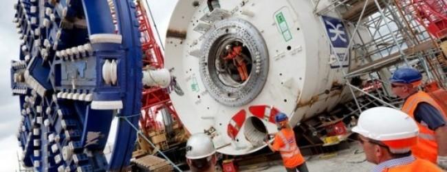 Как сегодня строят большое кольцо московского метрополитена