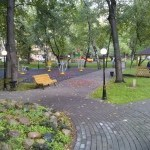 Народный парк на Шелепихе