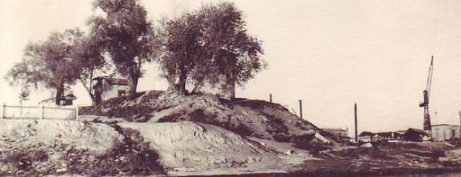 Ледоход на Шелепихе