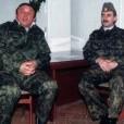 Джохар Дудаев и Павел Грачев. © / Владимир Сварцевич / АиФ