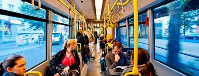 Новые цены на проезд в общественном транспорте