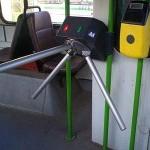 турникет и автоматизированная система контроля проезда