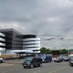 ТПУ «Хорошевская - Полежаевская» сможет вместить 600 автомобилей